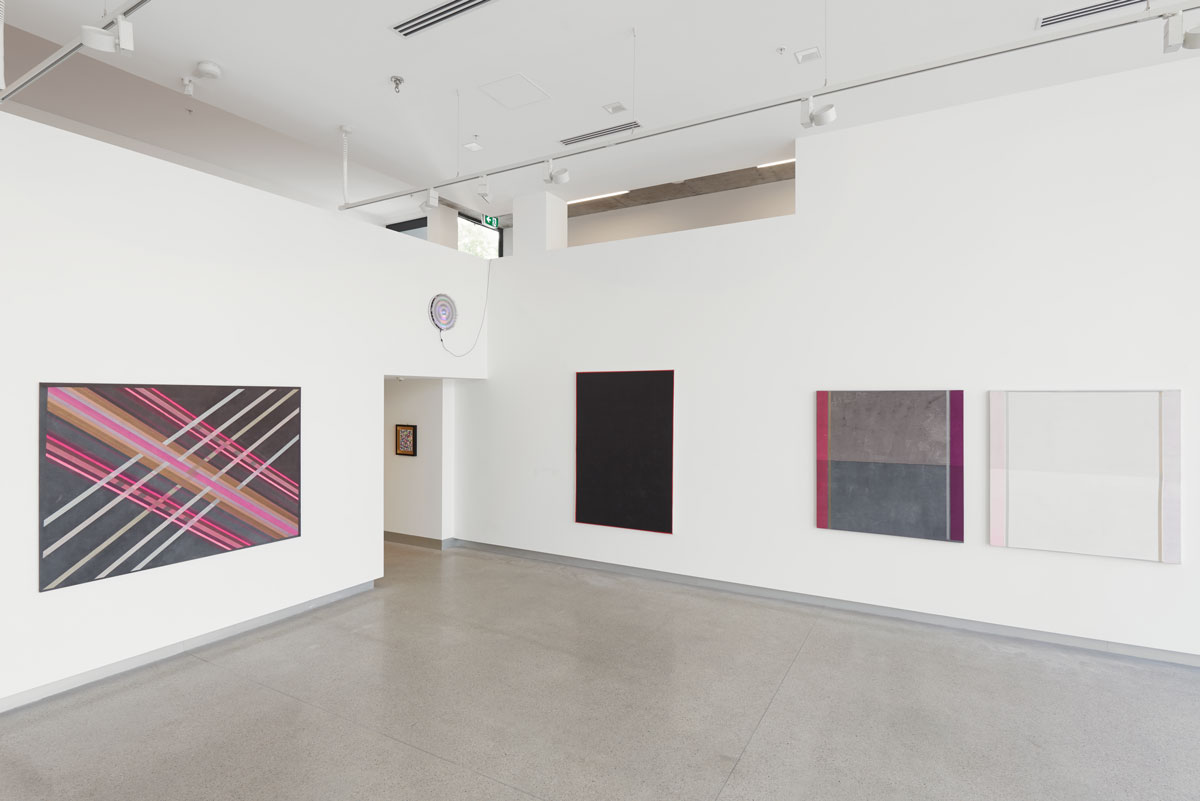 'Surface/ Mandalas for the Lost'<br>Installation view