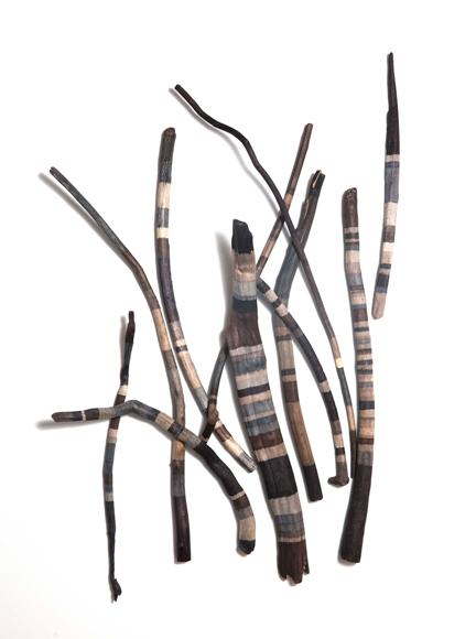 'Hitting Sticks', 2015
