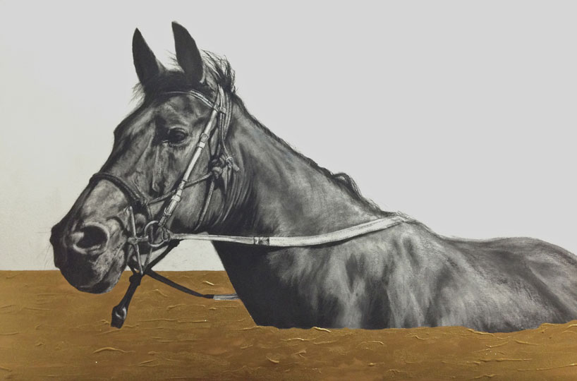 'Not All Horses Can Swim', 2015