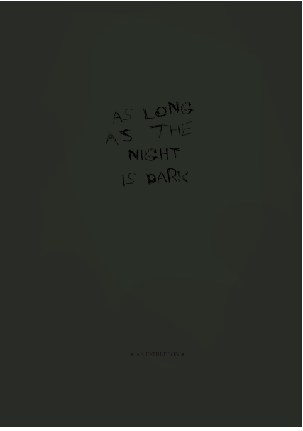 Simon Pericich and Travis John As Long as the Night is Dark (catalog) <br>ed. 66 + 10 AP 333 pages with relief cover, ink painted spine, thermal binding $120 each ( post sale orders only )
