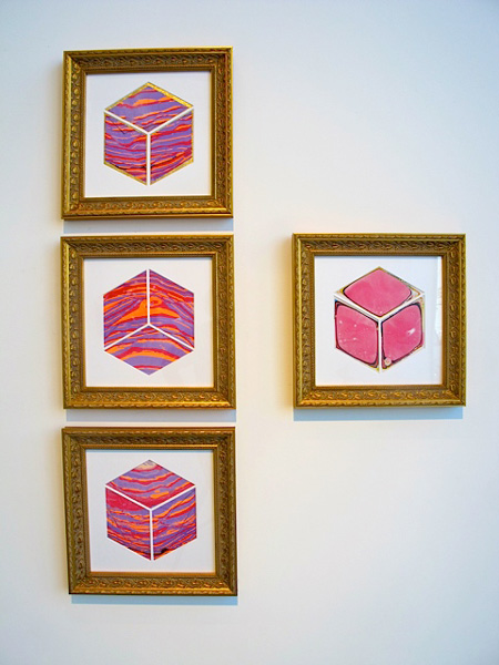 'Be that as it may I, II & III', 2014 (SOLD)