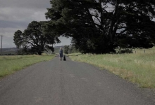 Ganzfeld (still), 2013<br>High Definition Video, dual channel projection<br>2.30 mins