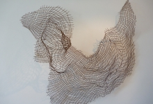 brigit-heller-relapse-2-2012-rusted-wire-dimensions-variable
