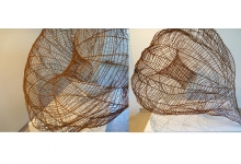 brigit-heller-bryozoa-2012-rusted-wire-dimensions-variable
