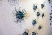 brigit-heller-cluster-one-2012-copper-wire-patina-dimensions-variable