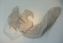 brigit-heller-relapse-1-2012-rusted-wire-dimensions-variable