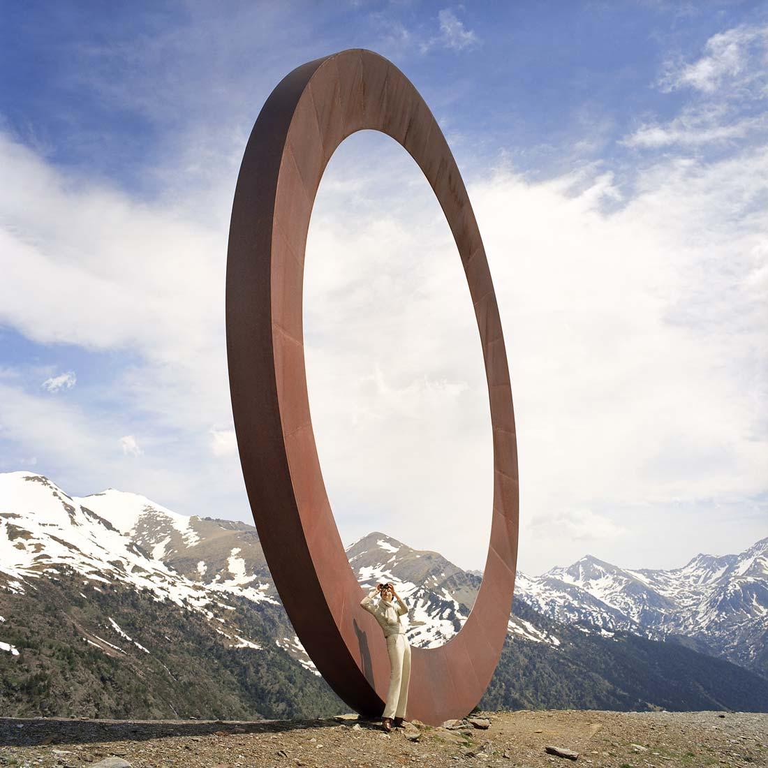 Katie, Andorra, Spain No.5, 1999