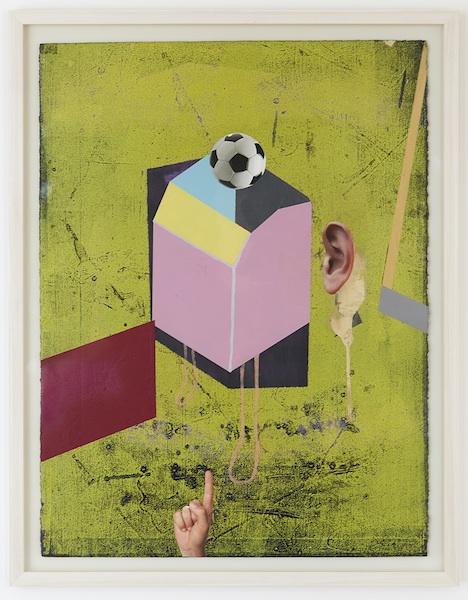 'Hairy Legs Scores', 2015 (SOLD)
