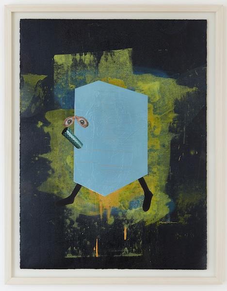 'Bong Nose Long Socks', 2014 (SOLD)