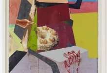 'Creepy Hand Pavlova', 2015 (SOLD)
