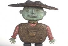 13-small-farmer-2007-bronze-36-x-35-x-12-cm-edition-9-dean-bowen