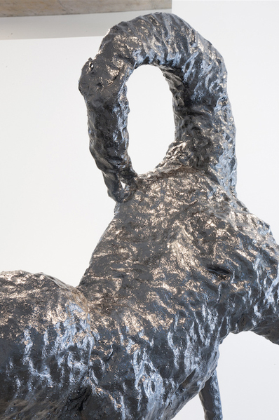'Horse' (detail), 2015