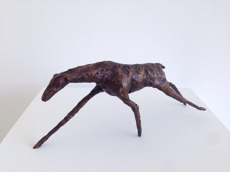 'Running horse', 2015