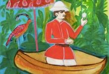 janno-alfredo-lost-2011-acrylic-on-canvas-30-x-30cm