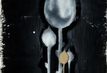 Jeremy Kibel untitled #9 2012 mixed media on board 123 x 93cm framed