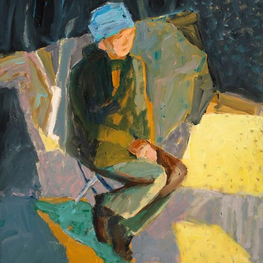 'Firelight', 2015 (SOLD)