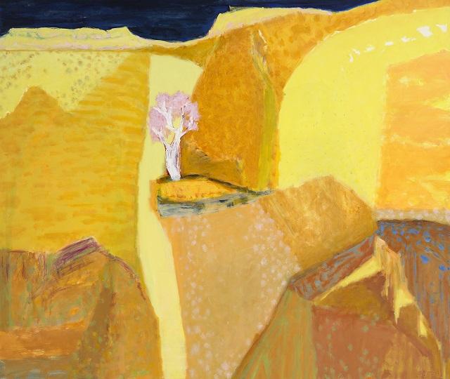 'Mound Spring Oil', 2015