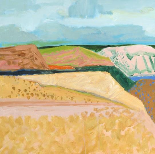 'Sand Castle IV', 2014