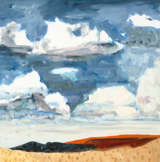 'Sand Dune Flotilla', 2015 (SOLD)