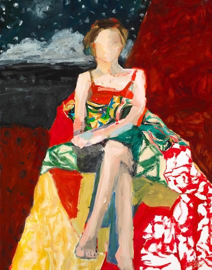 'The Feminine Cocoon', 2015