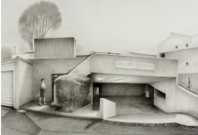 john-scurry-private-parking-2011-pencil-on-paper-74x102cm_web