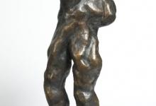 kevin-maritz-untitled-standing-figure-2013-bronze