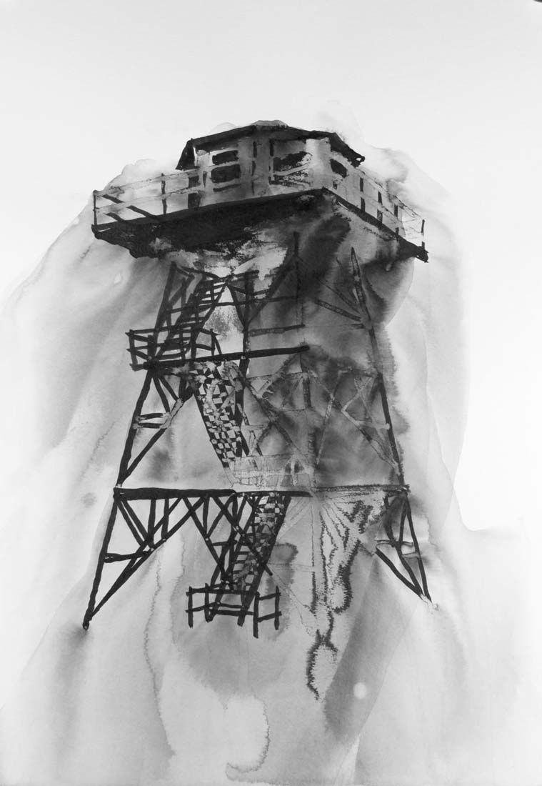 Liquified Tower, 2016