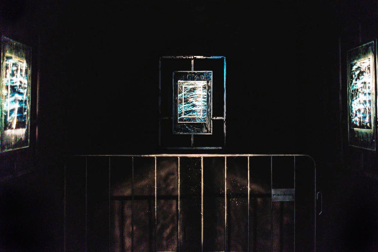 T I M E T O M B <br>Installation view