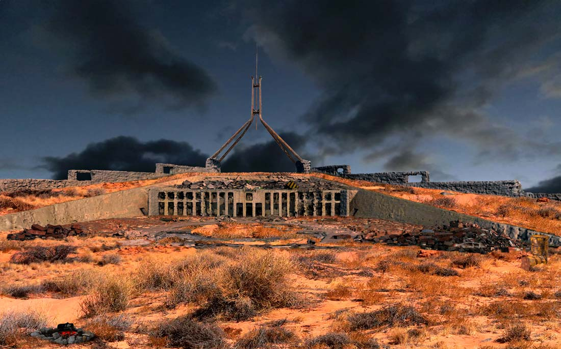 Future Photo - Parliament House