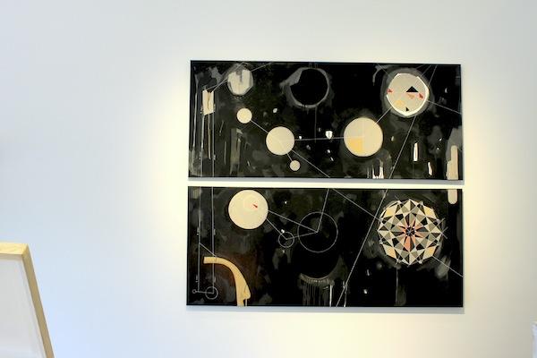 'The Ionosphere I & II', 2014