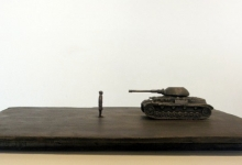 william-kelly-tiananmen-sqquare-from-the-small-monument-series-bronze-36-x-24-x-11cm-ed-of-9