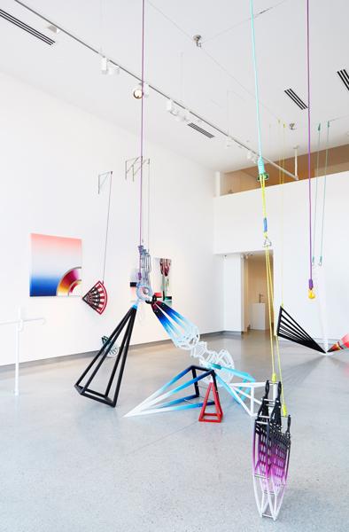 The Bel Remix (installation view)