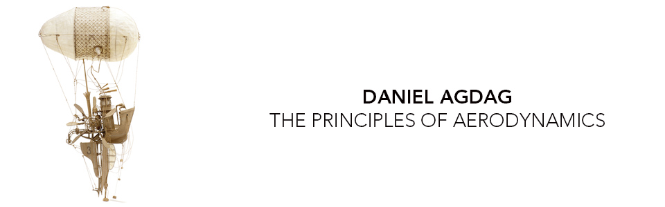 Daniel Agdag The Principles of Aerodynamics