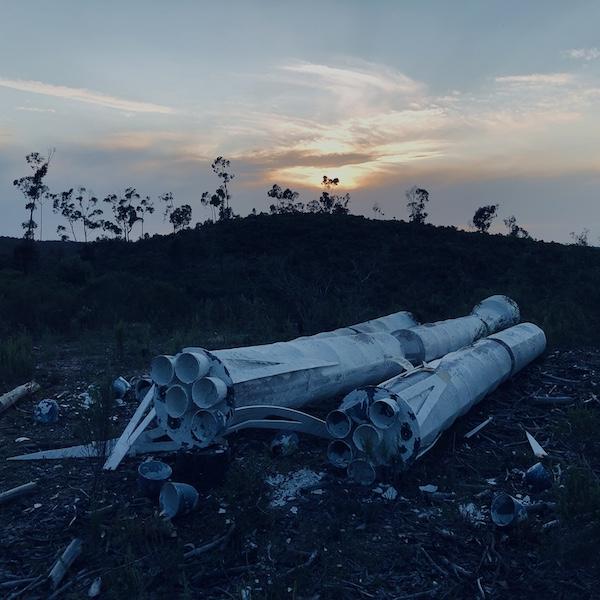Brodie Ellis, Fallen Falcon Heavy - Under Ash & Sky