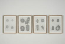 charles-anderson-stoppages-01-04-05-08-09-12-13-16-graphite-on-tracing-paper-53-x-40cm