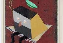 'Eggy Eyes and his Magic Carpet', 2015