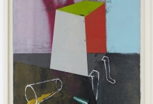 'Lonesome Bill Gives Up', 2015 (SOLD)