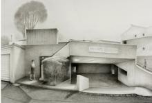 john-scurry-private-parking-2011-pencil-on-paper-74x102cm_web