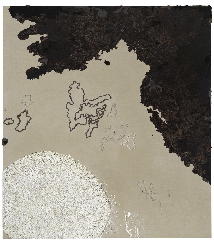 Julie Irving, this 21, oil on linen, 200 x 180 cm, 2019