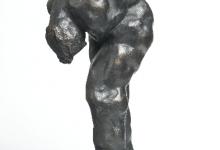 kevin-maritz-untitled-bending-figure-2013-bronze