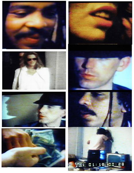 Alphabet City, 1981<br/>Super 8mm to digital, 25 min